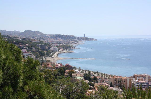 Les quartiers d'Andalousie - Pedregalejo - El Palo, Málaga