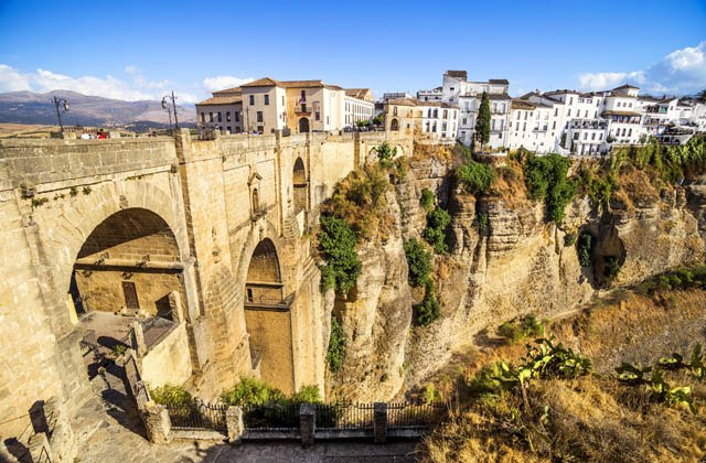 Districts and Neighbourhoods of Andalucia - San Francisco Ronda
