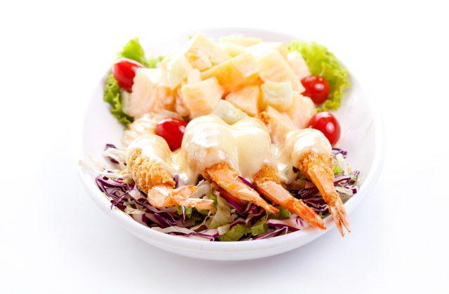 recetas refrescantes de verano - Cóctel de marisco