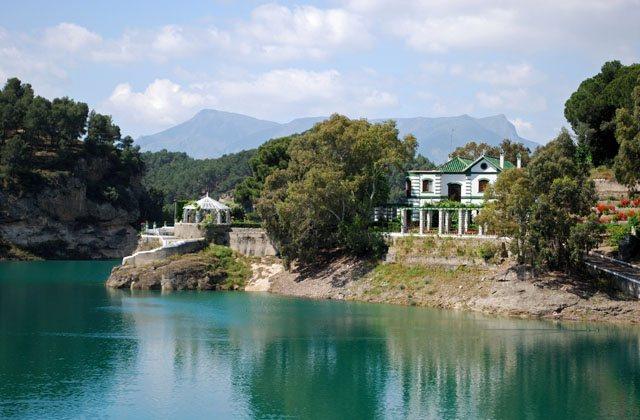 Piscinas naturales de Andalucia - El Chorro, Ardales