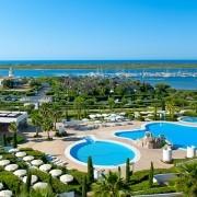 View from Hotel Fuerte El Rompido