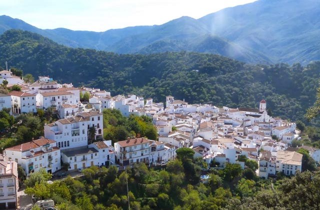 The most beautiful villages in Andalucia - Genalguacil, Málaga