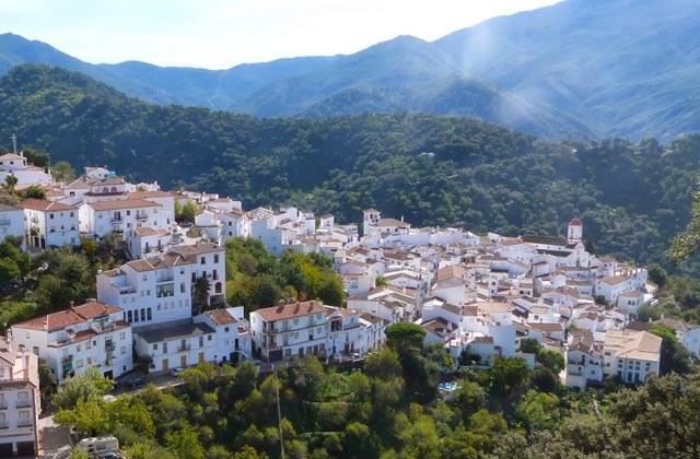 Los pueblos más bonitos de Andalucia - Genalguacil, Málaga