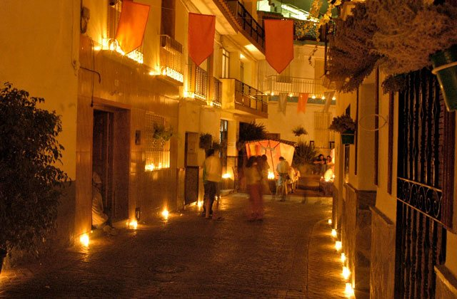 Traditional festivals of Andalusia - luna mora guaro