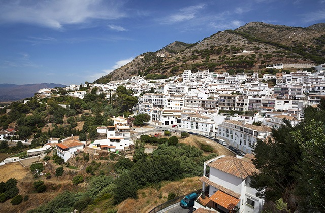 Traditional festivals of Andalusia - mijas