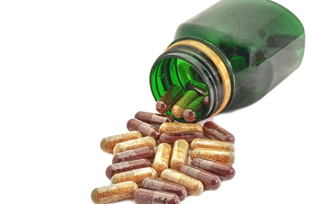 Precaución con las pastillas