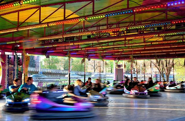 Málaga Fair - attractions