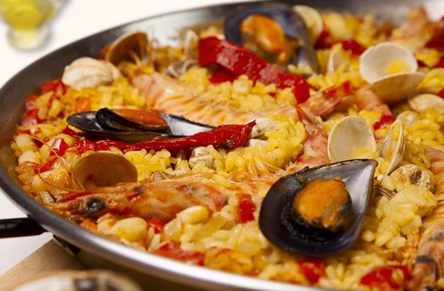 Où manger paella à Conil - Arohaz Gastrobar