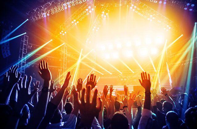 Volksfest in Málaga - Konzerte