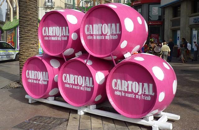 Feria de Malaga (Feria d'août de Málaga) - Foto: deviajeporespana.com