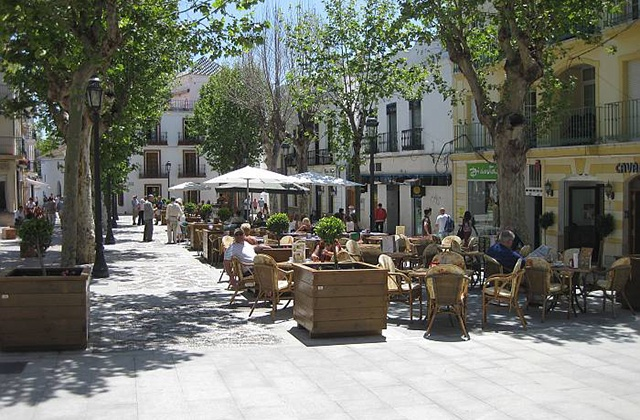 Plaza Cavana
