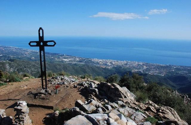 Rutas de senderismo en Andalucía - El Juanar, Marbella. Fotografía blog Wefit