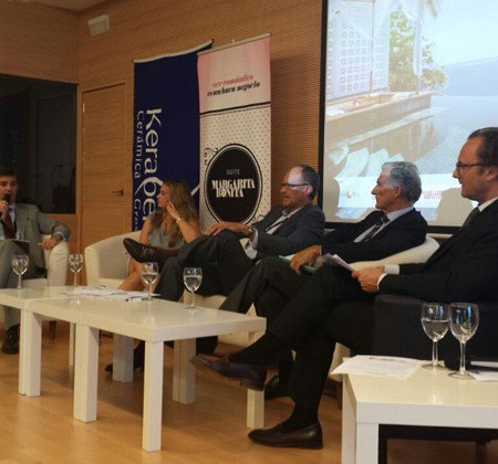 José Luque, director de Fuerte Hoteles, en Gran Debate Hotelero
