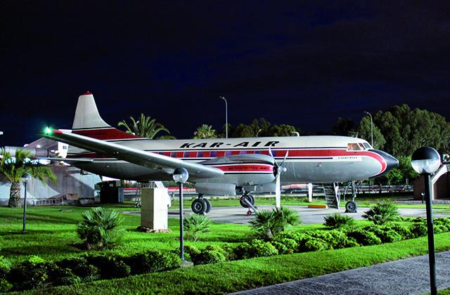 Museo Nacional de Aeropuertos de Málaga