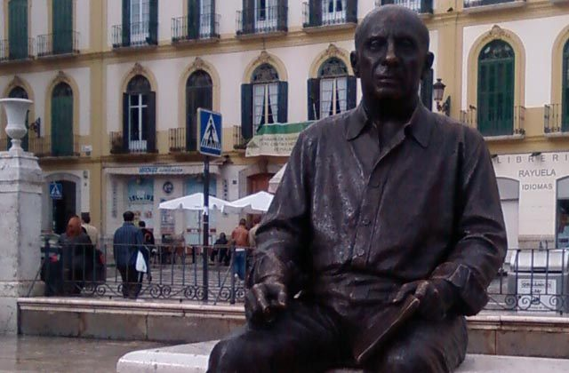 Things to See and Do in Andalucia -Picasso, Fundación Casa Natal