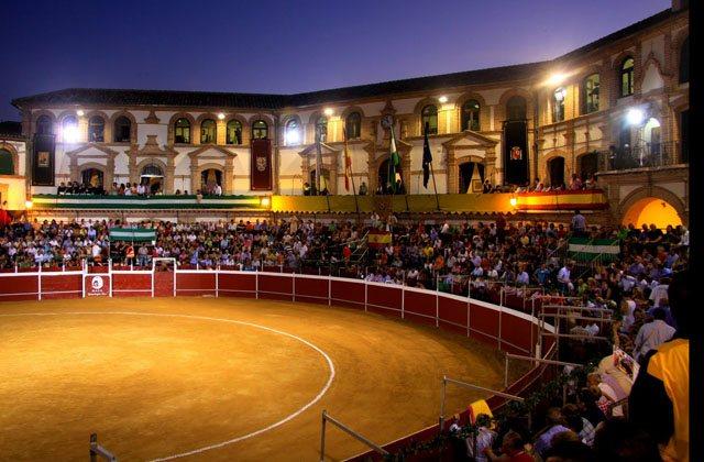 Plaza de Toros de Archidona, Fotografía de A. Mesa