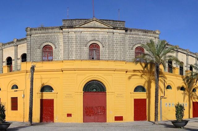 Plaza de Toros de Jerez. Fotografía de nyotoros.es