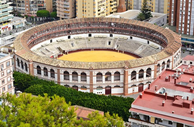 Plaza de Toros de Málaga