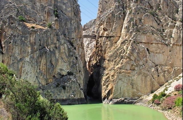Puente Caminito del Rey, Ardales