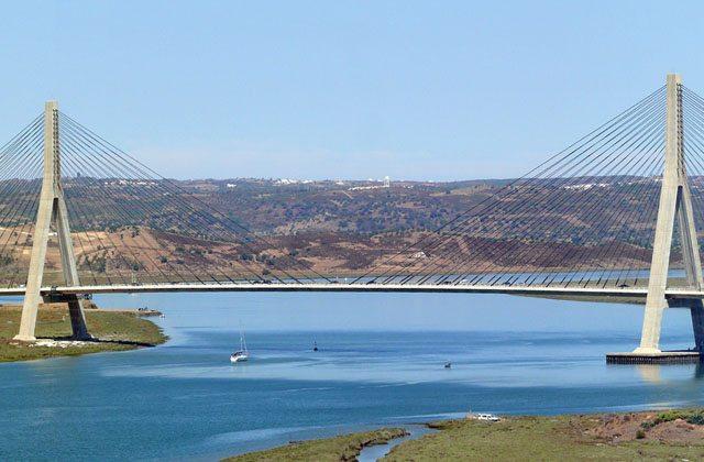 Puente de Ayamonte, Huelva