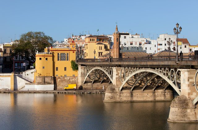 Puente de Triana, Sevilla