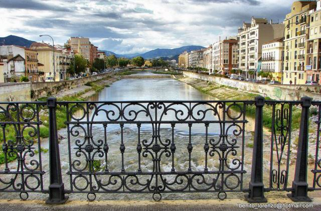 Puente de la Aurora, Málaga. Fotografía by Objetivo Málaga