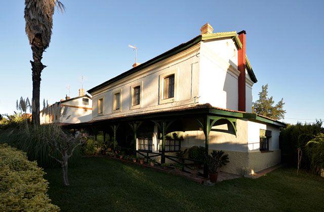 Casa victoriana, Río Tinto.