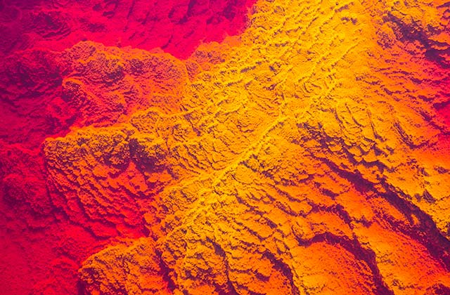 Minerales, Rio Tinto