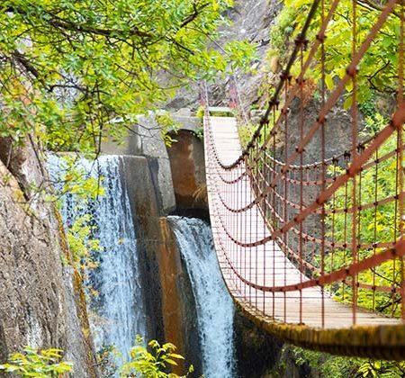 Puente de los Cahorros, Monachil