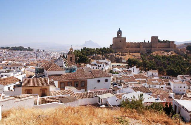 Castillos Andaluces - Alcazaba de Antequera