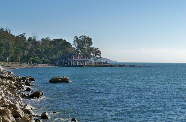 Cosas que hacer en Andalucía - Balneario Baños del Carmen