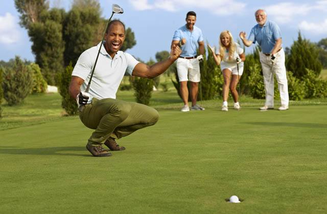 Beneficios del Golf