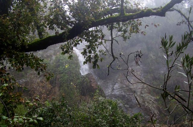 Wasserfälle Andalusiens - Cascada de Santa Ana