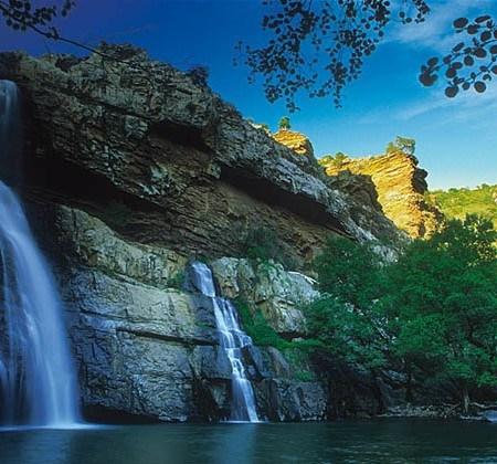 Cascada de la Cimbarra. Fotografía: Fotonatura.es