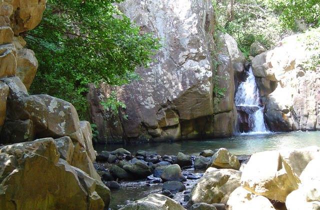 Cascada del Río Miel