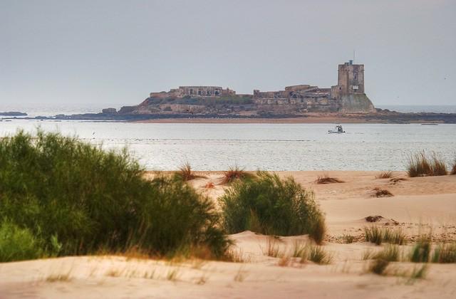 Castillos Andaluces - Castillo Sancti Petri, San Fernando