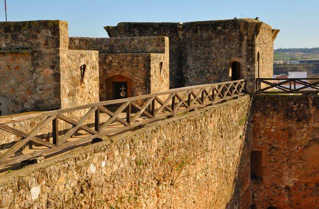 Castillos Andaluces - Castillo de Niebla, Huelva