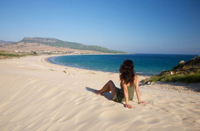 Cosas que hacer en Andalucía - Duna de Bolonia, Tarifa