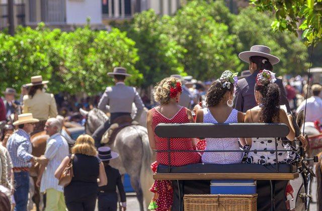 Cosas que hacer en Andalucía - Feria de Sevilla