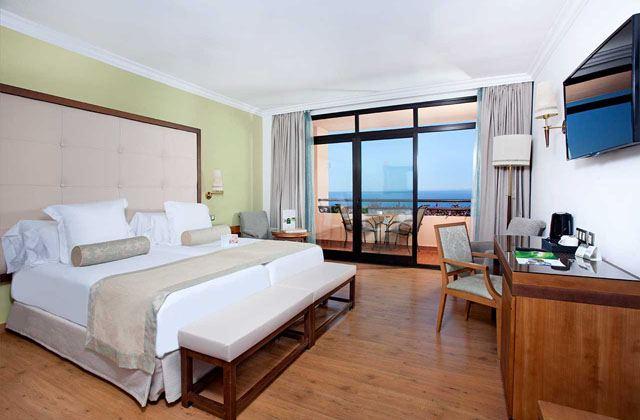 Fuerte Marbella, vistas desde habitación