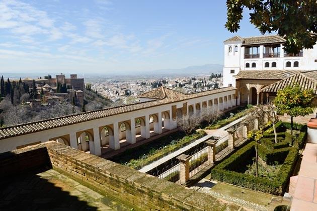 Cosas que hacer en Andalucía - Generalife de Granada