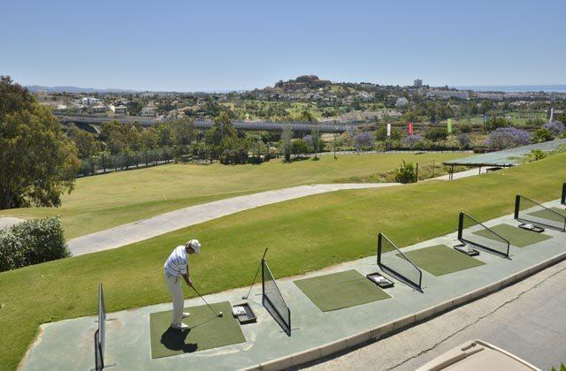 Golf, Marbella.