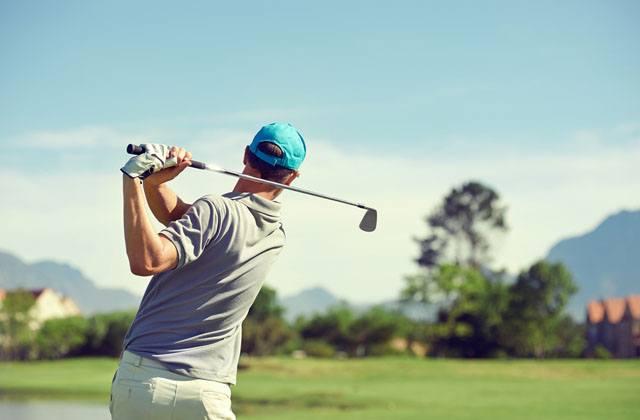 Golf para la salud