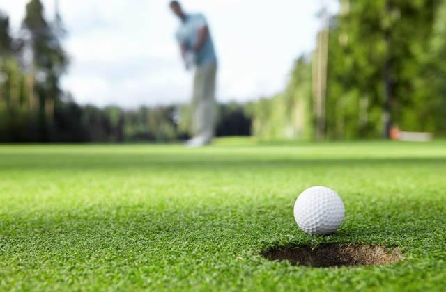 Prueba con el golf