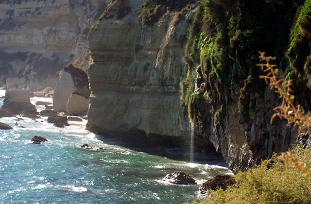 Wasserfälle Andalusiens - Los Chorros de Caños de Meca