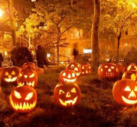 Málaga de Halloween