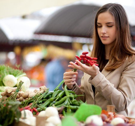Mercados de Andalucía