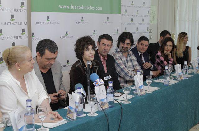 Presentación de Rabia en Fuerte Marbella