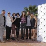 Presentación de la nueva serie de Telecinco, Rabia, en Fuerte Marbella 2