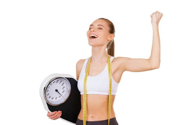 Recompensa de perder peso